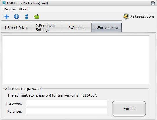 aplikasi pengaman hard disk eksternal