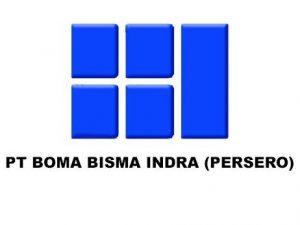 lowongan kerja bumn PT Boma Bisma Indra