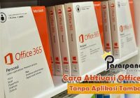 cara aktivasi office 365