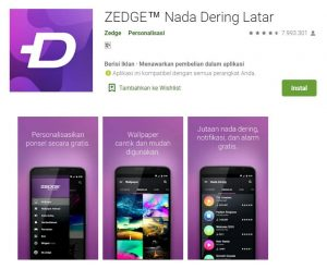 aplikasi nada dering populer