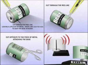alat penguat sinyal wifi